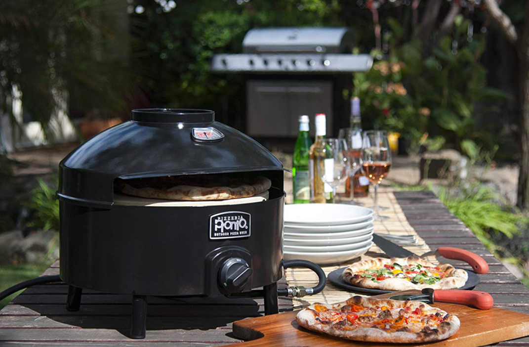 Benefits Of The Pizzeria Pronto Outdoor Pizza Oven